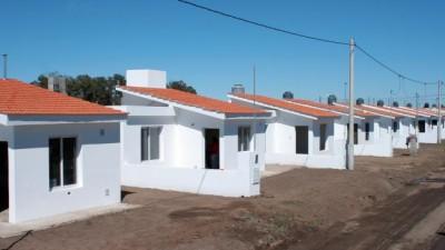 Arroyito entregó 118 casas de un plan propio local en 33 meses