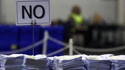 """Por el triunfo del """"no"""", renunció el primer ministro de Escocia"""
