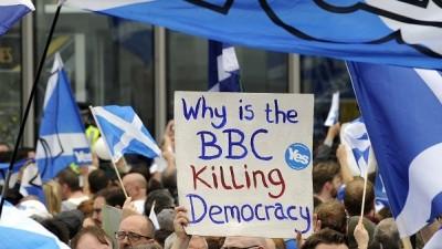 El referéndum en Escocia y la caída del mito de la BBC