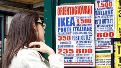 Insólito:Para disminuir el desempleo, en una ciudad italiana piden que emigren los que no tienen trabajo