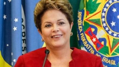 La bolsa y la moneda de Brasil se desplomaron por el avance electoral de Dilma Rousseff