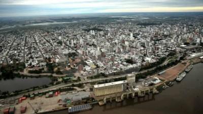 Por la reconversión del Puerto de Santa Fe, los concejales van a Buenos Aires