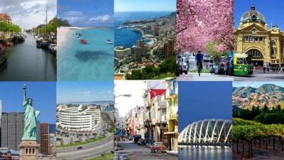 Las 10 ciudades del mundo con mejor calidad de vida