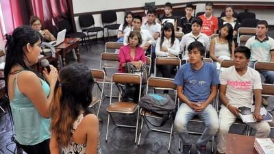 La participación juvenil llega al Concejo Deliberante de Salta hasta 2015