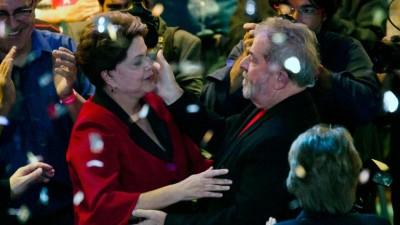 Dilma Rousseff apoyará a Lula si disputa las presidenciales en 2018