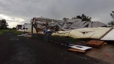 Haymil evacuados en 17 municipios de la Provincia de Buenos Aires a raíz del temporal
