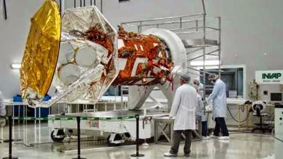 El ARSAT-1 será puesto en órbita el 16 de octubre