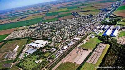 General Deheza pide ser reconocida como ciudad