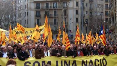 El 70% de los catalanes está a favor del referéndum