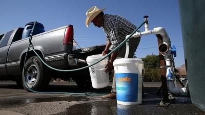 Una pequeña ciudad de California aprende a vivir sin agua