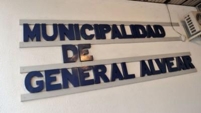 Gral Alvear: acuerdo entre comuna y municipales, cada vez más lejos