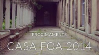 Casa FOA 2014 en Buenos Aires, hastal el 16 de noviembre