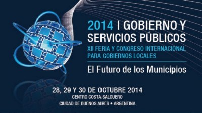 XII Feria y Congreso Internacional de Gobiernos Locales, del 28 al 30 de octubre en el Centro Costa Salguero