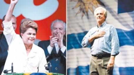 Brasil y Uruguay, espejos para la Argentina. Por Eduardo Anguita