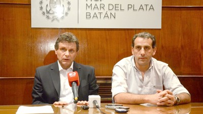 El intendente de Mar del Plata propuso que la conducción de la Policía Local se realice en acuerdo con el HCD