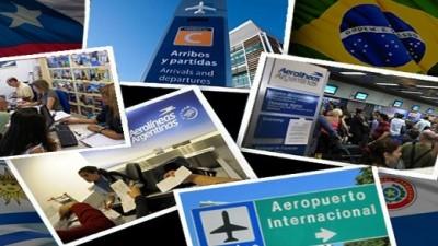 Creció un 20,9% el ingreso de turistas extranjeros al país