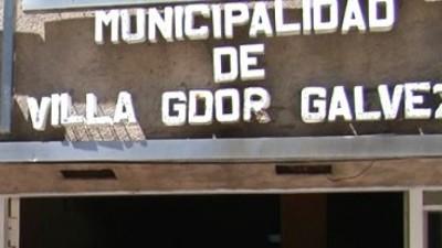 Valoran sueldo de municipales de Villa Gobernador Galvez
