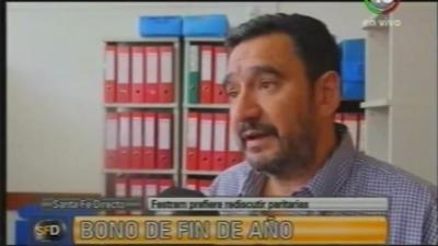 Municipales santafesinos reclaman urgente reunión de Paritaria