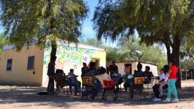 Paraje La Cortadera: La escuela rural que hizo volver los chicos al aula