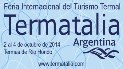 Termatalia 2014, del 2 al 4 de octubre, Termas de Río Hondo