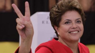 América Latina saludó el triunfo de Dilma Rousseff