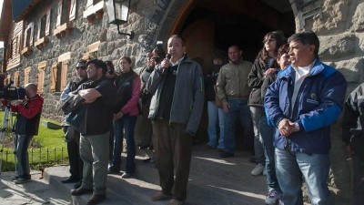 Gobierno de Bariloche y SOYEM pasaron a cuarto intermedio hasta el miércoles