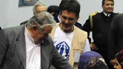 Llegó el primer grupo de refugiados sirios a Uruguay