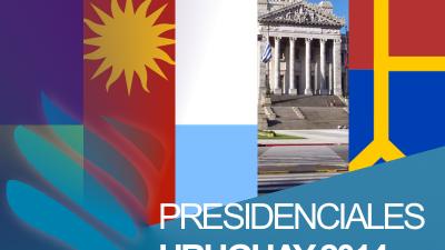 Los candidatos uruguayos gastaron sus últimas cartas para sumar votos
