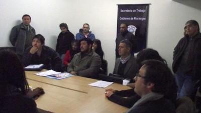 Soyem recompone el diálogo con el gobierno de Bariloche