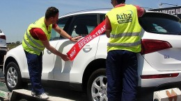 Hay casi 20 mil autos con deudas impositivas en Buenos Aires