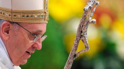 El Papa Francisco está nominado al Nobel de la Paz