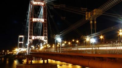 """Monumento Histórico Nacional: """"El Puente Colgante es un orgullo para los santafesinos"""""""