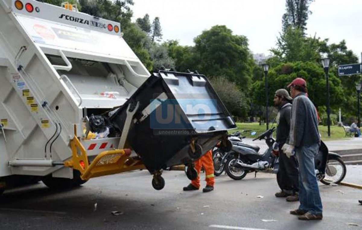 Se promulgó el programa de gestión integral de residuos en Paraná