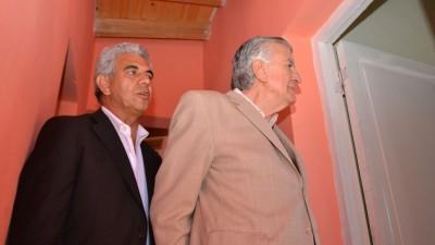 San Juan: Fondos de soja; entregaron 21 viviendas municipales en 9 de Julio