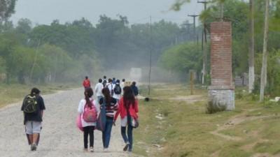 Villa Chicligasta: Tras la toma de la comuna, los lugareños armaron una comisión para controlar la gestión