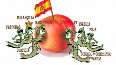 España : corrupción galopante
