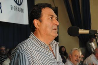 Ratner aguarda el llamado de la Secretaría de Intendencias y Comunas para discutir salarios.