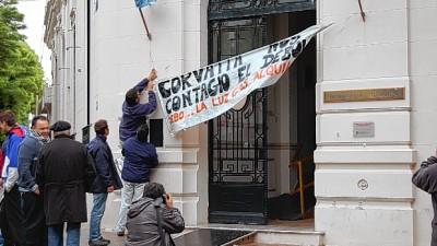La comuna y el STM de Saavedra llegaron a un acuerdo