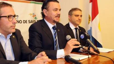 El Gobierno de Santa Fepropone financiar las campañas y fijar un piso electoral