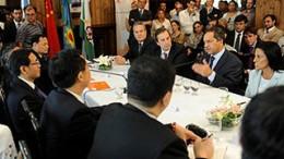 Scioli firmó un acuerdo de cooperación con un municipio chino