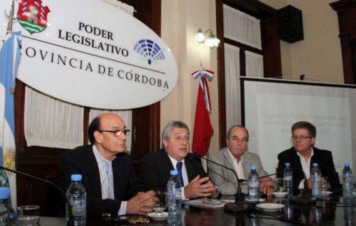 """Duro rechazo al """"impuestazo"""": el Intendente de Villa Maríaprometió derogar la tasa vial si es gobernador"""