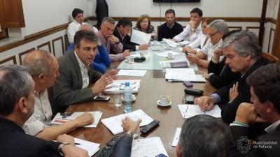 Los Intendentes del PJ Santafesino pedirán ayuda a Provincia para el bono