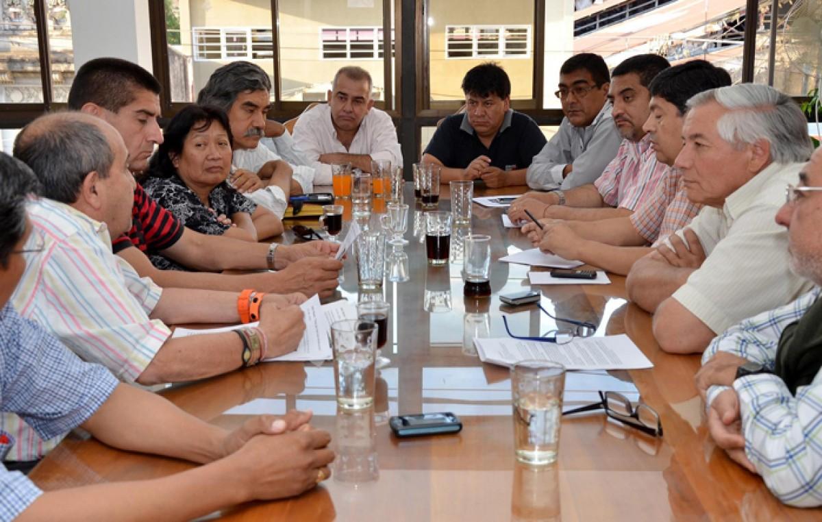 Jujuy: Foro de Municipios apoya campaña reformista del PJ