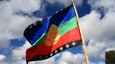 San Martín de los Andes : Después de un intenso debate, la ciudadizará la bandera mapuche