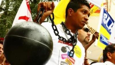 Rescatan las tareas de Brasil para combatir el trabajo esclavo