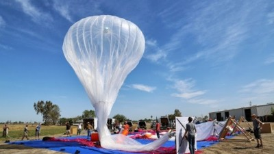 Google usa globos aerostáticos para llevar la conexión a internet a zonas rurales
