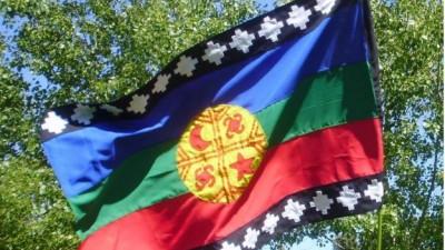 San Martín de los Andes: Sigue la polémica por la bandera mapuche