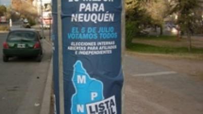 Neuquén: Los partidos eligen pagar multas y seguir ensuciando