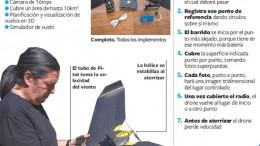 El drone de la ATM descubrió evasiones por $1,4 millones en Mendoza