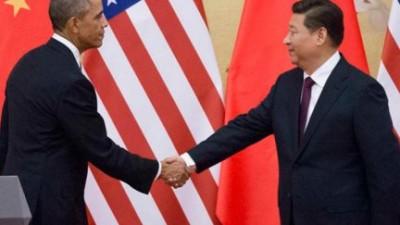 """Cambio climático: """"Acuerdo histórico"""" entre China y Estados Unidos"""